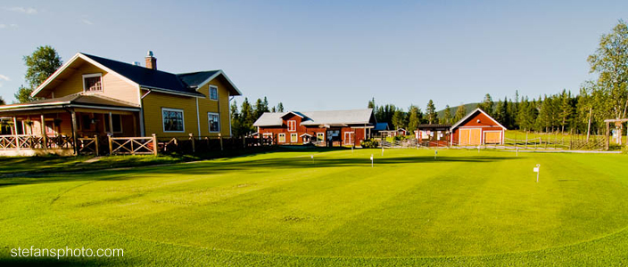 Post image for Klövsjö-Vemdalens Golfklubb